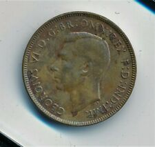 1943 Georgivs VI Australia One Penny Coin from WWII