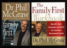 Dr Phil: Family First: Step-by-Step Plan for Phenomenal Family - SET of 2 SC