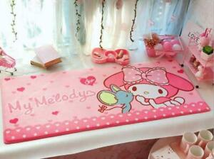 """Cute Melody Large Home Kitchen Living Room Doormat Mat Rug Pad Carpet 18"""" x 43"""""""