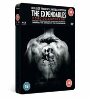 Expendables Collectors Edition Steel Tin - Double Play (Blu ray + DVD) [Blu-ray]