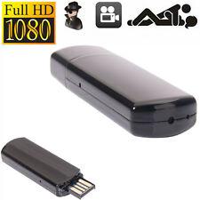 Mini U Disk Camcorder Spy Camera HD 1080P USB Disk Flash Hidden Video DVR Record