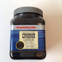 Marineland Premium Activated Black Diamond Filter Carbon 10 ounces 283 grams