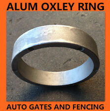 Pool Fencing - Aluminium Oxley Ring 90mm - DIY Fence Material