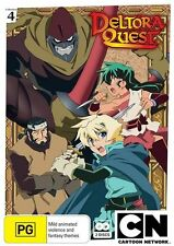 Deltora Quest : Collection 4 (DVD, 2011, 2-Disc Set) BRAND NEW SEALED
