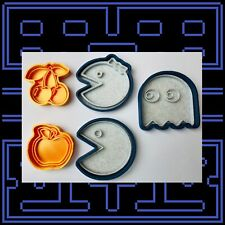 Pacman Set Cookie Cutters