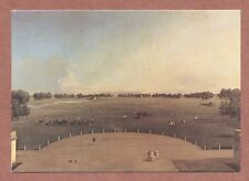 Canaletto   Badminton Park   Gloucestershire, 1748    Vista from House    AH524