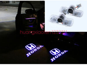For Honda Accord Crosstour 2x LED Laser Door Ghost Shadow Projector Lights