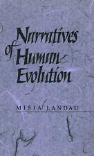 Narratives of Human Evolution Misia Landau Paperback