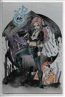 Franklin and Ghost: Origins #1 Peach Momoko Virgin Metal! ***Ltd to ONLY 50!***