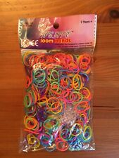 600x Tessitura Telaio e bande elastiche più clip 24 e 1 Strumento