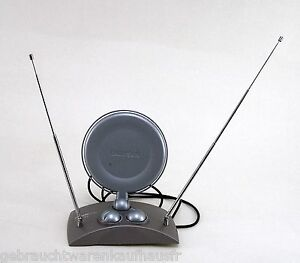 Zimmerantenne THOMSON ANT950  amplified SIGNAL UHF / VHF