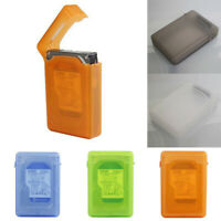 AM_ 3.5 Inch Dustproof safety guard Box for SATA IDE HDD Hard Disk Drive Storage