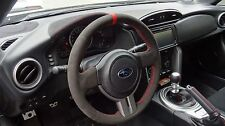 FRS/BRZ/86 suede steering wheel cover wrap
