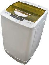 New ListingPanda Portable Machine, 10 Wash Programs, 2 Built in Rollers/casters
