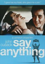 Say Anything (DVD, 20th Anniversary Edition) - NEW!!
