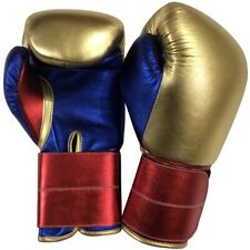 BOXING GLOVES WITH REAL COWHIDE SKIN  (custom color & size )