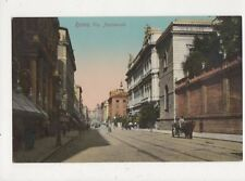 Roma Via Nazionale Vintage Postcard Italy 560a