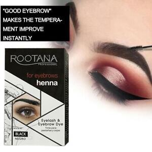 High Quality Makeup Waterproof Long Lastingr Eyebrow Dye Tattoo Cream Henna.Brow