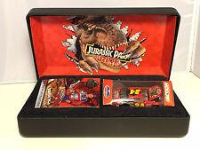 Jeff Gordon Jurassic Park the Ride Limited Edition Premium NASCAR Collectors Set