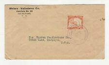 San Salvador  1 timbre sur lettre années 90 /L337