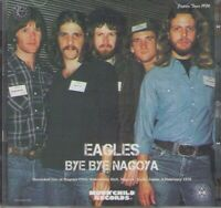 EAGLES BYE BYE NAGOYA CD ALBUM LIVE IN JPN MC-151 MIDNIGHT FLYER ROCK BAND