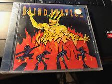 "Blind Justice ""Seize the Day"" cd SEALED Caffeine/Elevator"
