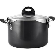 New listing Tramontina 6 Quart Lock and Drain Charcoal Gray Pasta Pot