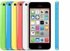 Apple i phone 5C 8GB-16Gb-32GB Unlocked -Locked Smart phones Various colours