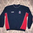 Crystal Palace 1999/01 training sweatshirt/jumper TFG Large