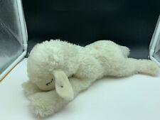 Steiff Tier Lamm liegend 40 cm. Top Zustand