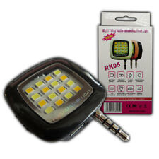 Selfie LED Licht Lampe Handy Smartphone Blitzlicht Licht Fotolicht Lampe Kamera