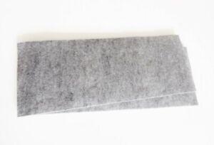 Zum Zuschneiden 1 oder 2 cm Dick - 1 Paar Wollfilz - Universal Einlagen für  ...