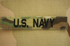 Usn Us Navy Service Branch Multicam Ocp Hook Back Camouflage Camo Uniform Tape