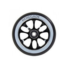 1 PRO STUNT SCOOTER RENEGADE BLACK METAL CORE WHEEL 110mm  ABEC 11 BEARING