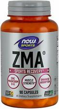 Now Sports ZMA Sports Recovery 90 Capsules Free Ship