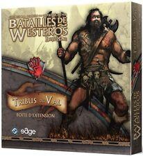 Batailles de Westeros - Le Trône de fer - Extension Tribus du Val - Edge