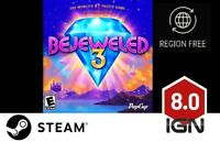 Bejeweled 3 [PC] Steam Download Key - FAST DELIVERY