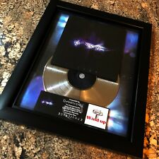 Evanescence Self Titled Album Evanescence Million Record Sales Music Award Vinyl
