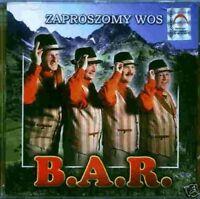 B.A.R. - Zaproszomy Wos - Polen.Polnisch,Polonia,Polska,Poland,Slaskie,BAR