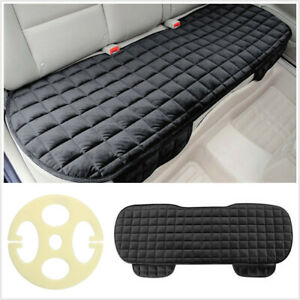 Car Chair Cushion Rear Row Seat Cover Protector Sponge Mat Interior Accessories