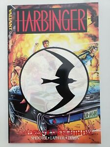 HARBINGER: CHILDREN OF THE EIGHTH DAY TPB COLLECTION 1992 VALIANT COMICS UNREAD