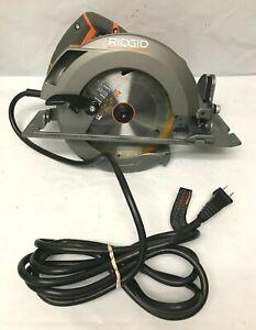 "Ridgid R32051 Corded Electric 7-1/4"" Circular Saw GR"