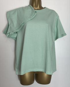 Asos Green Cotton Jersey Short Pyjama Set Size 10