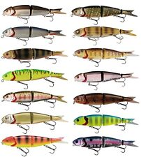 SAVAGE GEAR 4PLAY SWIM AND JERK hard lures 13CM and 9.5CM  CRAZY PRICE