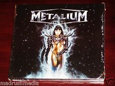 Metalium: As One - Chapter Four CD ECD 2007 4 European Bonus Track Digipak NEW