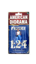 "SARA LADIES NIGHT OUT AMERICAN DIORAMA 1:24 Scale FEMALE LADY 3"" Figure"