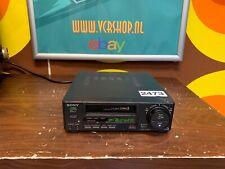 Sony EV-C45e Video8 PAL Recorder Videorecorder