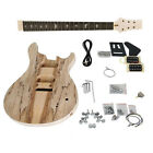 Unfinished DIY PRS Electric Guitar Kits Musical Instrument Guitar