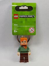 Brand New Lego - Alex Keyring (2018) - Minecraft - 853819