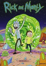RICK AND MORTY : COMPLETE SEASON 1   -  DVD - REGION 1 - & Sealed